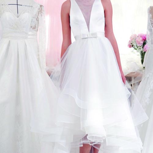 Robe de mariée Atelier Emelia Biarritz Pays Basque 1