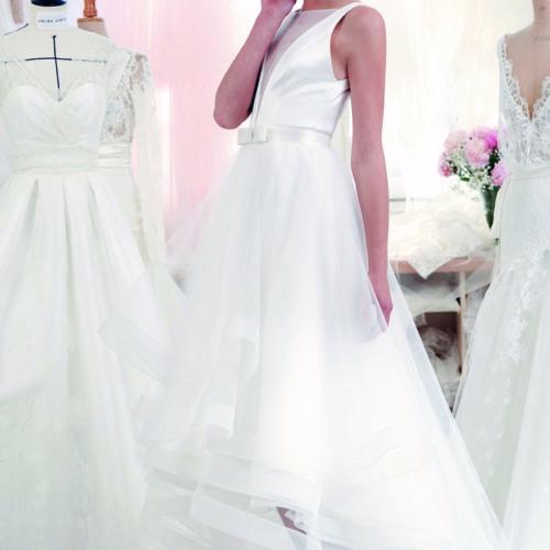 Robe de mariée Atelier Emelia Biarritz Pays Basque 2