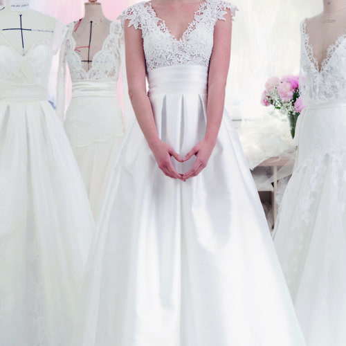 Robe de mariée Atelier Emelia Biarritz Pays Basque 4
