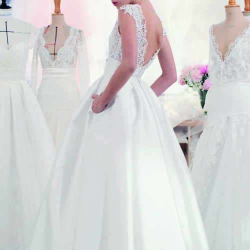 Robe de mariée Atelier Emelia Biarritz Pays Basque 5
