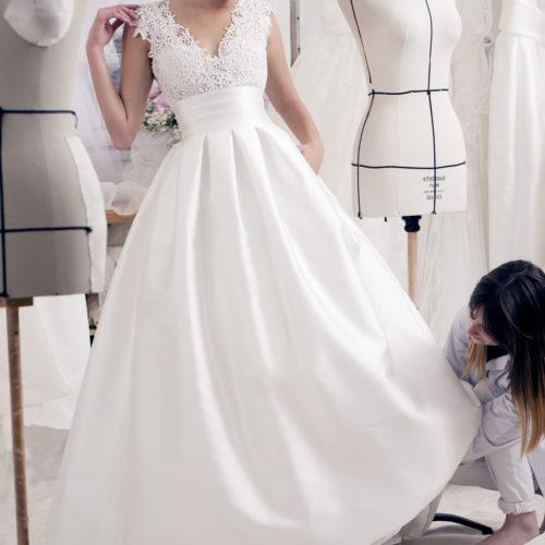 Robe de mariée Atelier Emelia Biarritz Pays Basque 7